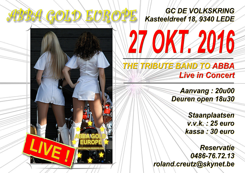 ABBA GOLD EUROPE